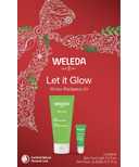 Weleda Let it Glow Winter Radiance Kit