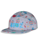 BIRDZ Children & Co. Retro Gum Machine Cap Heather Grey