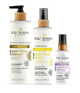 Eco Tan 3 Step System with Toning Mist