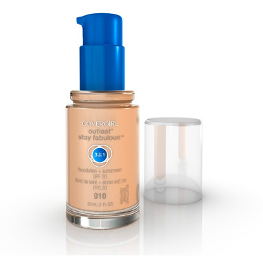 CoverGirl Outlast Stay Fabulous 3-in-1 Foundation