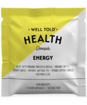 Well Told Health Energy Booster Sample