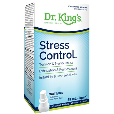 Dr. King\'s Stress Control Spray