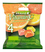 Halls Multi Lozenges Vitamin C Assorted Citrus