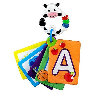 Baby Einstein Take Along Discovery Cards Cow