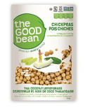 The Good Bean Thai Coconut Lemongrass Chickpeas