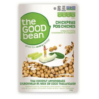The Good Bean Thai Coconut Lemongrass Chickpeas
