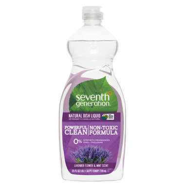 Seventh Generation Dishwashing Liquid
