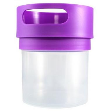 Munchie Mug Plain Purple