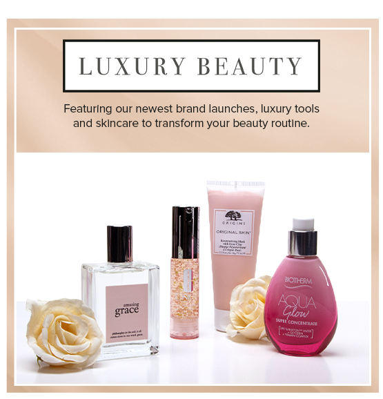 Luxury Beauty - Coming Soon!
