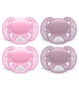 Philips AVENT Ultra Soft Pacifier Pink