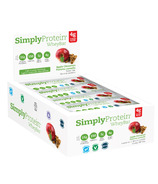 Simply Protein Whey Bars Apple Cinnamon Case