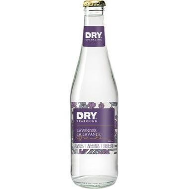 DRY Sparkling Lavender Soda