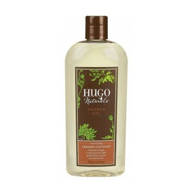 Hugo Naturals Creamy Coconut Shower Gel