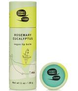 meow meow tweet Vegan Lip Balm Rosemary Eucalyptus