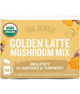 Four Sigmatic Golden Latte with Shiitiake and Tumeric