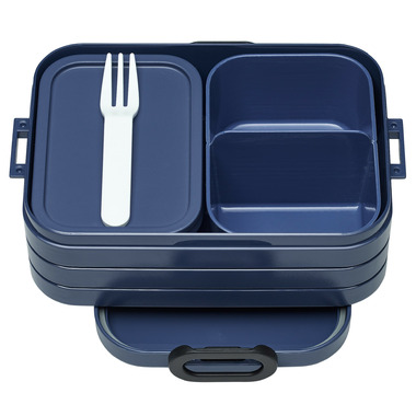 Mepal Bento Lunchbox Take A Break Midi Nordic Denim