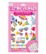 OOLY Tattoo Palooza Temporary Tattoos Over The Rainbow