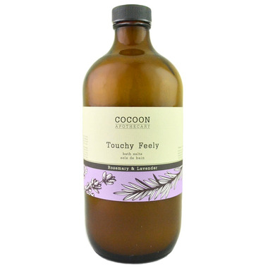 Cocoon Apothecary Touchy Feely Bath Salts
