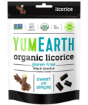 YumEarth Organic Black Licorice