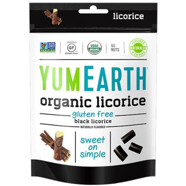 YumEarth Organic Black Licorice