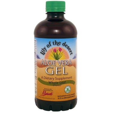 Lily of the Desert Whole Leaf Aloe Vera Gel