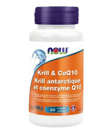 NOW Foods Krill & CoQ10