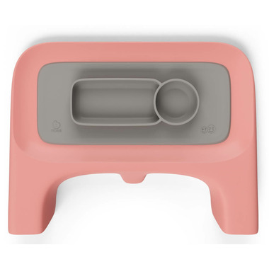 Stokke x ezpz Placemat for Clikk Soft Grey