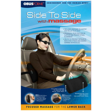 Obus Forme Side to Side with Massage