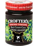 Crofter's Organic Black Currant Premium Spread