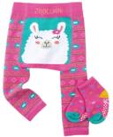 ZOOCCHINI Legging & Sock Set Laney the Llama