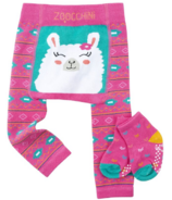 ZOOCCHINI Legging & Sock Set Laney the Llama