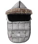 7 A.M. Enfant Le Sac Igloo 500 Heather Grey 12M-3T Large