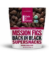 Figues de mission noires biologiques Made In Nature