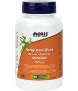 Extrait de Horny Goat Weed de NOW Foods