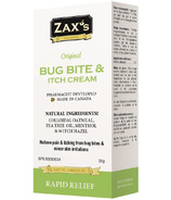 Crème originale contre les morsures d'insectes et les démangeaisons de Zax