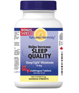 Nature's Harmony Maximum Strength Melatonin