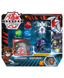 Bakugan Battle Pack Haos Dragonoid and Darkus Goreene Cards & Figures