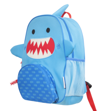 ZOOCCHINI Kids Everyday Backpack Sherman the Shark -