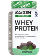 Kaizen Naturals Concentrate Whey Protein Chocolate Mint