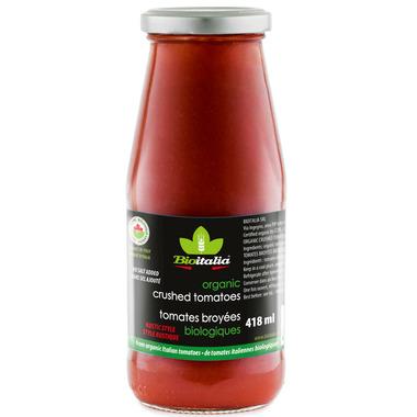 Bioitalia Organic Crushed Tomatoes