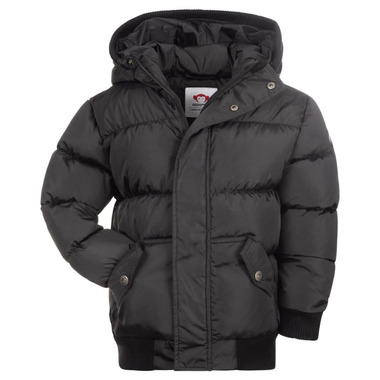 Appaman Puffy Coat Black