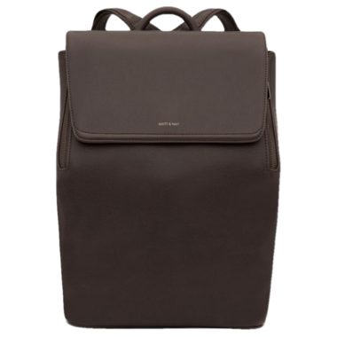 Matt & Nat Fabi Backpack Charcoal
