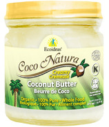 Ecoideas Coco Natura Organic Coconut Butter