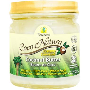 Ecoideas Coco Natura Creamy Coconut Butter