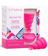 INTIMINA Lily Cup One- Menstrual Cup for Beginners