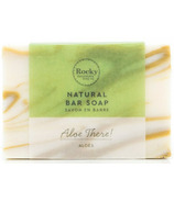Rocky Mountain Soap Co. Aloe There Bar Soap