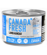 PetKind Canada Fresh Canned Lamb Dog Food