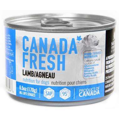 PetKind Canada Fresh Canned Lamb Dog Food