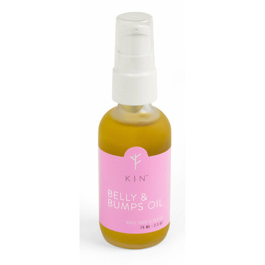 Kin Organics Belly and Bumps Oil