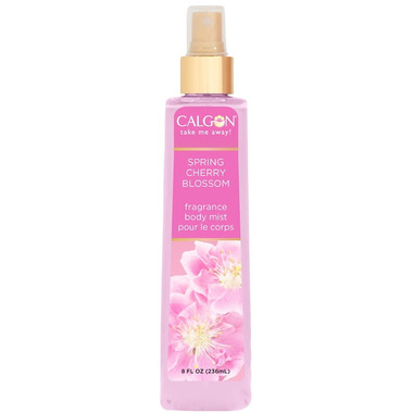 Calgon Spring Cherry Blossom Fragrance Body Mist